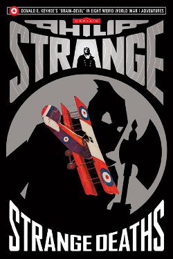Captain Philip Strange: Strange deaths by Donald E. Keyhoe