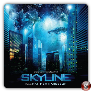 SKYLINE Soundtracks Cover CD