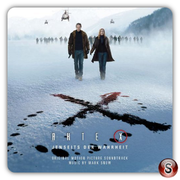 I  want to believe Soundtracks Cover CD