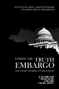 Ending the truth EMBARGO Citizen Hearing on Disclosure