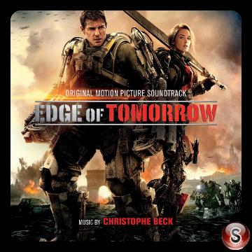 Edge of tomorrow - Senza Domani Soundtrack Cover CD