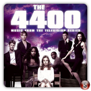 4400 Soundtracks Cover CD