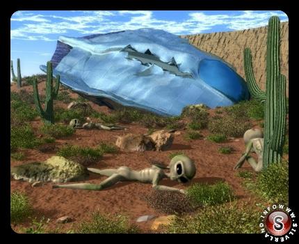 UFO crash
