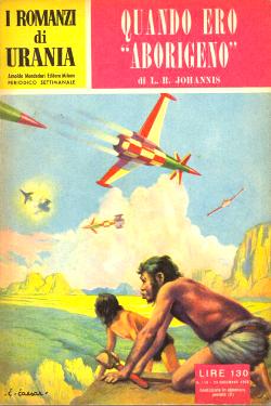 """Quando ero """"aborigeno"""" By L. R. Johannis"""