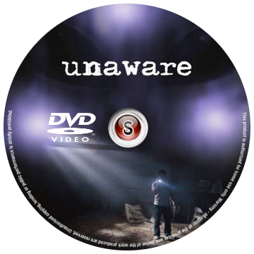 Unaware Cover DVD
