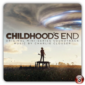 Childhood's End Soundtrack Cover CD