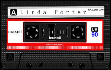Tipologia di cassetta usata Linda Porter