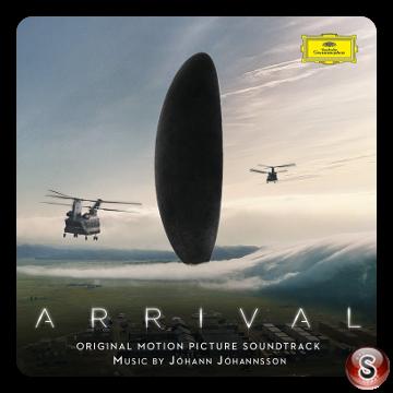 Arrival - Soundtrack Cover CD