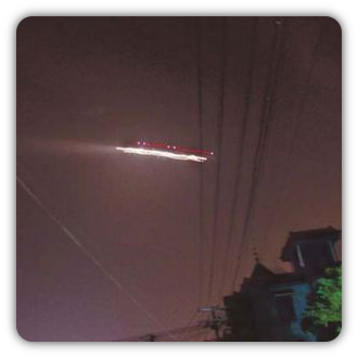 Ufo in Cina