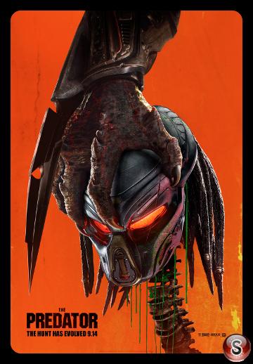 The predator - Locandina - Poster