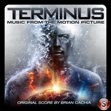 Terminus Soundtrack Cover CD