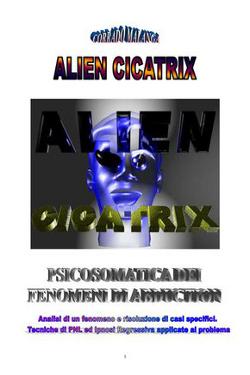 Alien cicatrix by Corrado Malanga