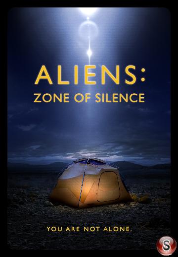 Aliens: Zone of Silence - Locandina - Poster