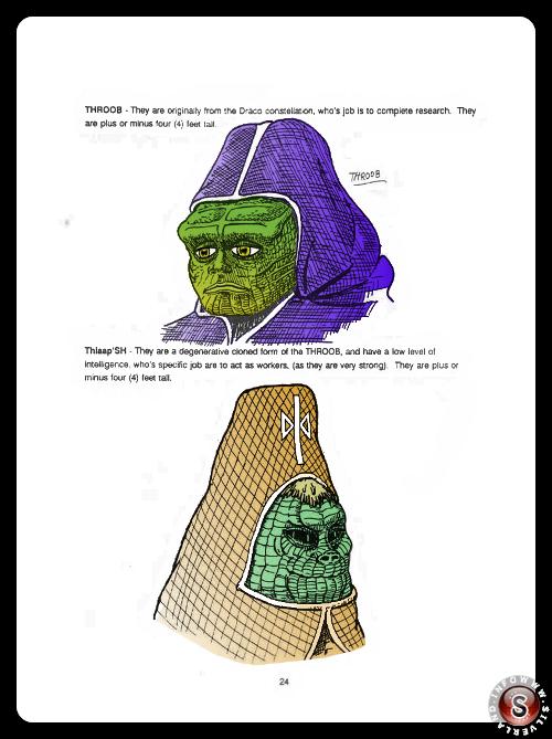 Pulsar project - THROOB - Thlaap'SH - Rielaborazione grafica Silverland