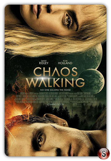 Chaos Walking - Locandina - Poster
