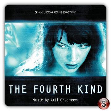 The Fourth Kind Soundtrack Cover CD