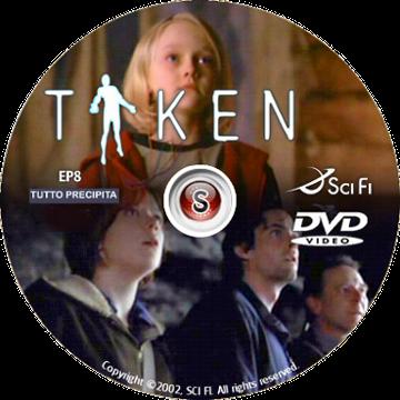 Taken CD 8
