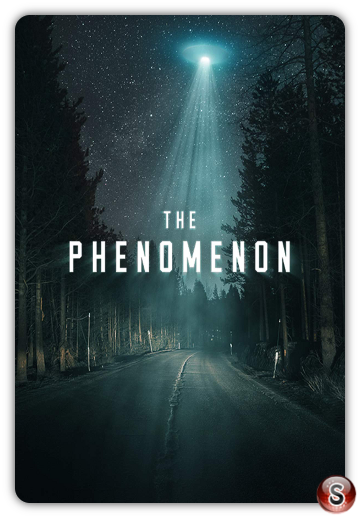 The Phenomenon - Locandina - Poster