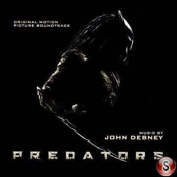 Predators Soundtracks Cover CD