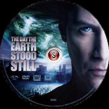 Ultimatum alla terra - The Day the Earth Stood Still  Cover DVD