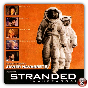 Stranded Soundtracks Cover CD