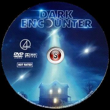 Dark encounter Cover DVD