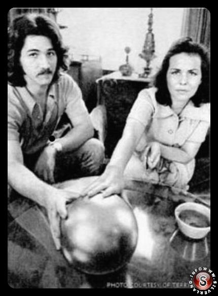 Terry, Gerri Betz e la smisteriosa sfera