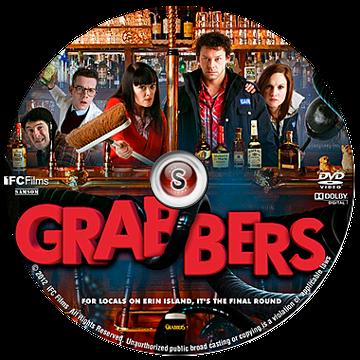 Grabbers Cover DVD