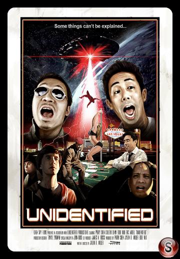 Unidentified - Locandina - Poster