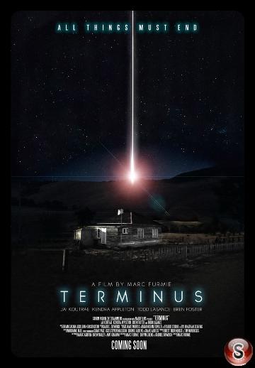 Terminus - Locandina - Poster