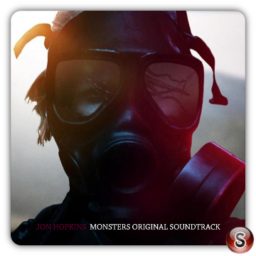 Monsters Soundtrack Cover CD