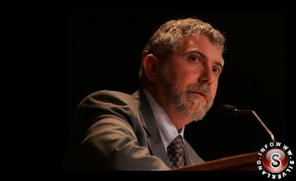 Il premio Nobel per l'economia Paul Krugman