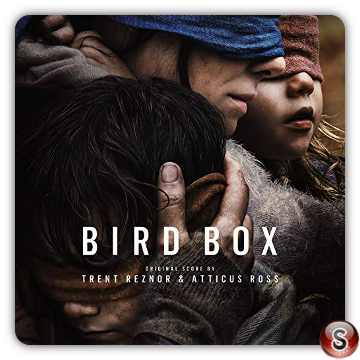 Bird box Soundtracks Cover CD