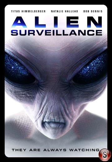 Alien survellaince - Locandina - Poster