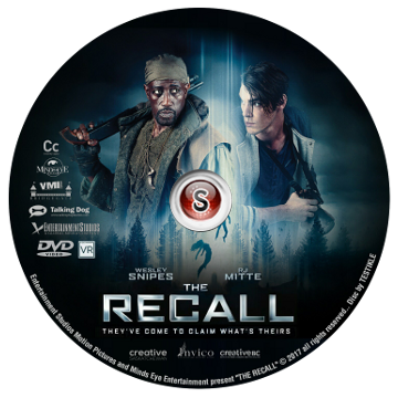 The recall Cover DVD