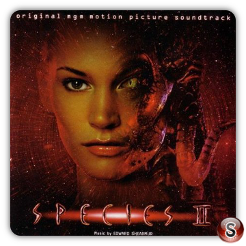 Species 2 Soundtracks Cover CD