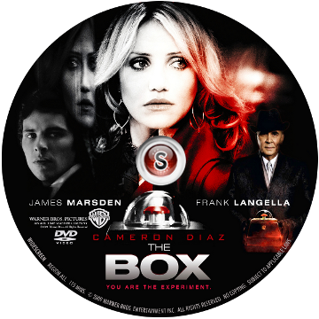 The box Cover DVD