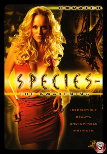 Species 4 - Locandina - Poster
