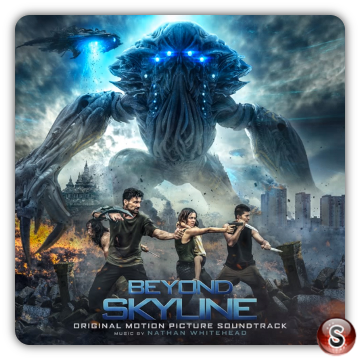 Beyond Skyline Soundtracks Cover CD