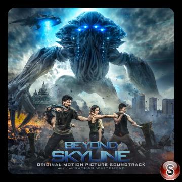 Beyond Skyline Soundtrack Cover CD