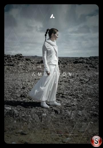 Ambition - Locandina - Poster