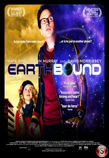 Earthbound - Locandina - Poster