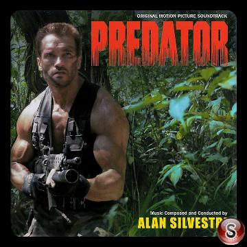 Predator Soundtrack Cover CD