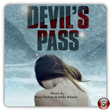 The Dyatlov Pass Incident Soundtrack Cover CD