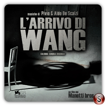 L'arrivo di Wang  Soundtracks Cover CD
