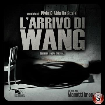 L'arrivo di Wang  Soundtrack Cover CD