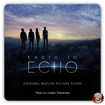 Earth to echo Soundtrack Cover CD