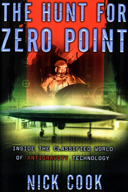 The Hunt for Zero Point by Nick Cook