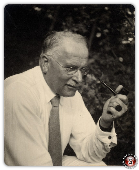 Carl Gustav Jung  Kesswil, 26 luglio 1875 – Küsnacht, 6 giugno 1961