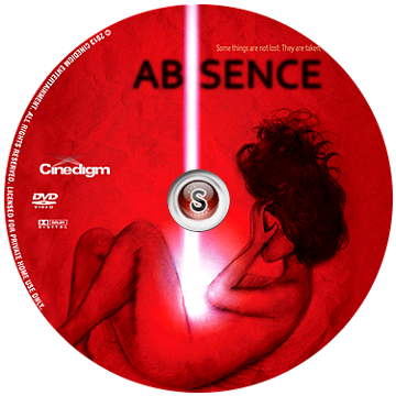 Absence Cover DVD